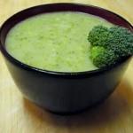 Brokoli çorbası ve brokoli'nin faydaları