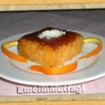 Portakallı ıslak kek(Oktay Usta)
