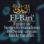 EL-BARİ ESMASI FAYDALARI