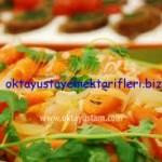 Portakallı zeytinyağlı havuç(Oktay Usta)