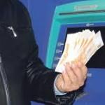 Bankamatik'lerden el izi ile para çekme(Artık kart taşıma,kaybetme endişesi olmıyacak)