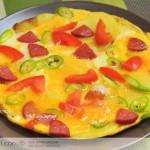 Patates pizzası(haftasonu için nefis bir kahvaltılık)