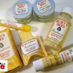 Cilt lekeleri  ve krışıklıkları giderici  Burt's Bees  ürünleri