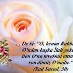Kur'an-ı Kerim'den Dualar