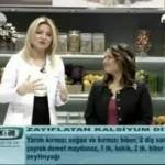 Zayıflatan Kalsiyum Diyeti( 2 günlük) Dr.Ayça Kaya