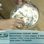 Hızlı Zayıflatan Yogurt Tarifi(Dr.Ayça Kaya)