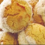 Hindistan cevizli kurabiye(Elif Korkmazel mutfağından)