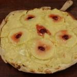 Ananaslı tatlı pizza (Arda'nın mutfagından)