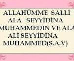 Resulullah (s.a.v)'e Salat ve Selam Getirmenin Fazileti