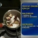 Prostat'ı önlemek için çay(Dr.Feridun Kunak)