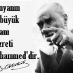Dünyanın en büyük insanı kimdir? Atatürk diyor ki!