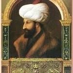 Dilenci; Fatih Sultan Mehmet'e