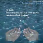 Sabah okunacak dua(Mustafa Karataş)