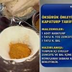 Öksürük önleyici bitkisel şurup(Dr.Feridun Kunak)