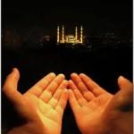 İki helali barıştırmak için dua