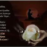 Allah'tan İstemenin Esası,Usulü ve Adabı