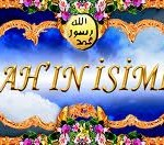 Allah'ın isimleri  her zaman okunabilir