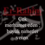 Esmaül Hüsna ile Dua(Ya Rahim)
