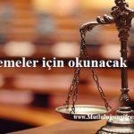 Mahkeme için dua