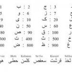 Ebced harfleri ve değerleri(isminizin ebced değerini hesaplama)