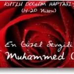 2013 Kutlu doğum haftası Hz.Muhammed (s.a.v)