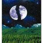 Ayın ikiye ayrılması mucizesi(Peygamberimiz s.a.v)