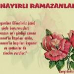 HAYIRLI RAMAZANLAR