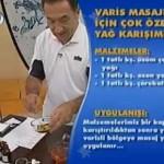 Dr.Feridun Kunak varisler için şifa olacak yağlar ile masaj