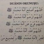 Allah'ın Seçkin Velilerinden sayılabilmek için Dua