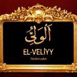 Kıyamet hesabının kolay görülmesi-Allah katında derecenin yükselmesi için Esma