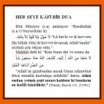 HER ŞEYE KAFİ-70 ÇEŞİT AZABI-ZARARI KALDIRAN DUA