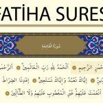 Akşam namazından sonra Duaların kabulü(40 Fatiha Süresi)